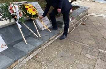 Почитат паметта на загиналите във Възродителния процес